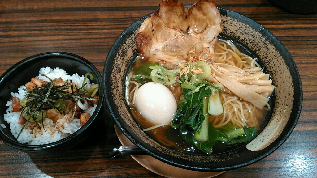 麺屋空海_ラーメン